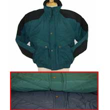 Men's polyfill Jacket