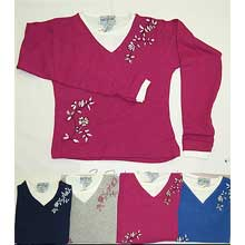 2 for $8 Girl's long sleeve top