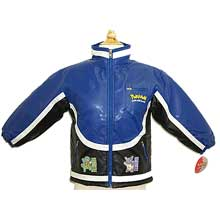 Boy's Pokemon Polyfill Jacket
