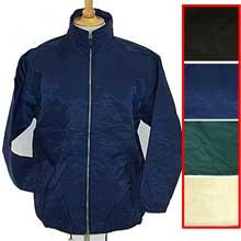 Men's LT. weight Nylon Twill Jacket winter linning
