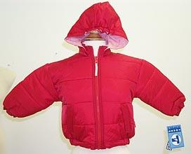 Girl's Reversible jacket