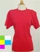 Ladies Pocket- T-Shirt with shoulder Pad